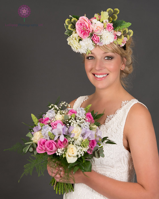 Dinah Taylor for wedding flowers in Bridgwater