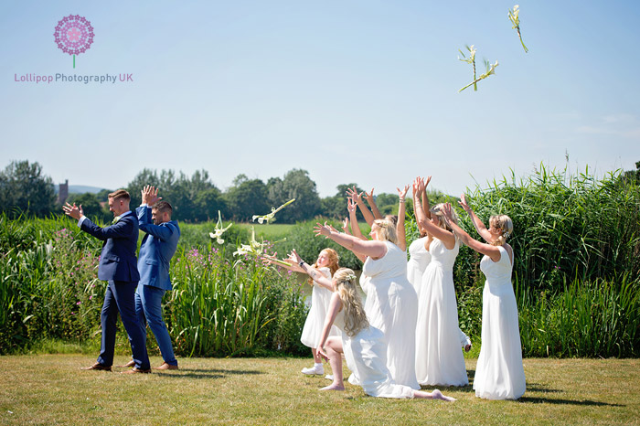 Quantock Lakes Wedding Photography, near Bridgwater